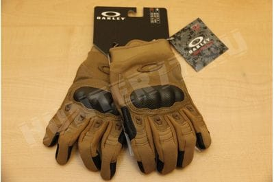 Перчатки Oakley SI Assault Gloves  Coyote