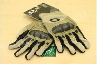 Перчатки Oakley SI Assault Gloves New Khaki