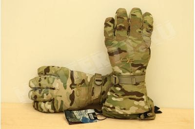 Перчатки Outdoor Research Multicam Firebrand GORTEX Gloves