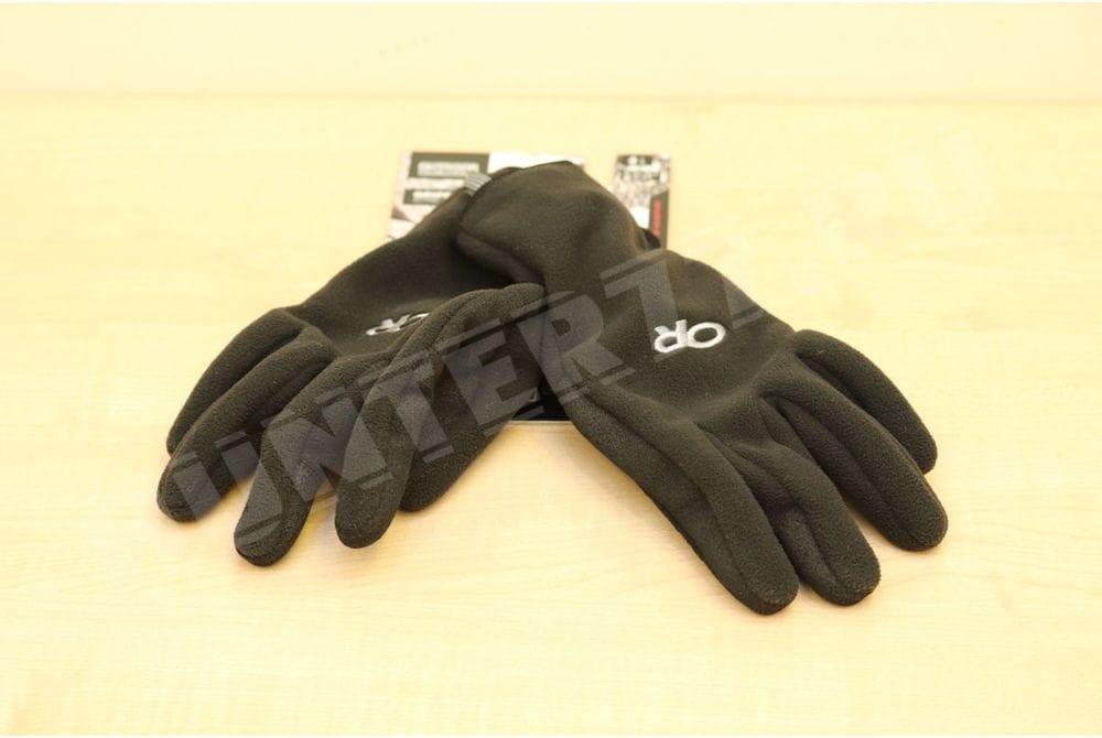 Перчатки OR GRIPPER черные