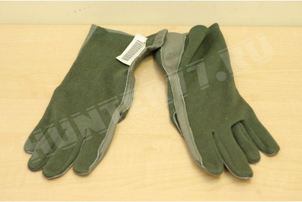 Перчатки негорючие летные фолаж армии США