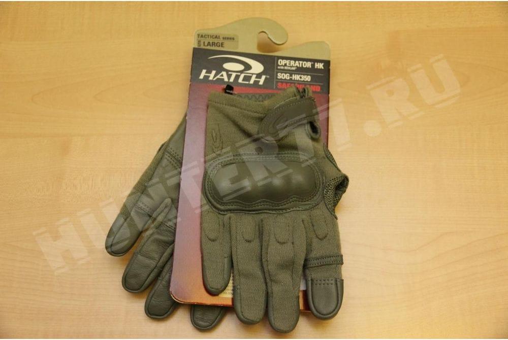 Перчатки Hatch SOG-HK350 негорючие тактические