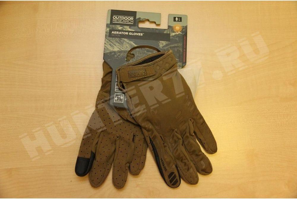 Перчатки OR летние AERATOR койот