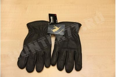 Gloves Napa Deerskin leather insulated 100g