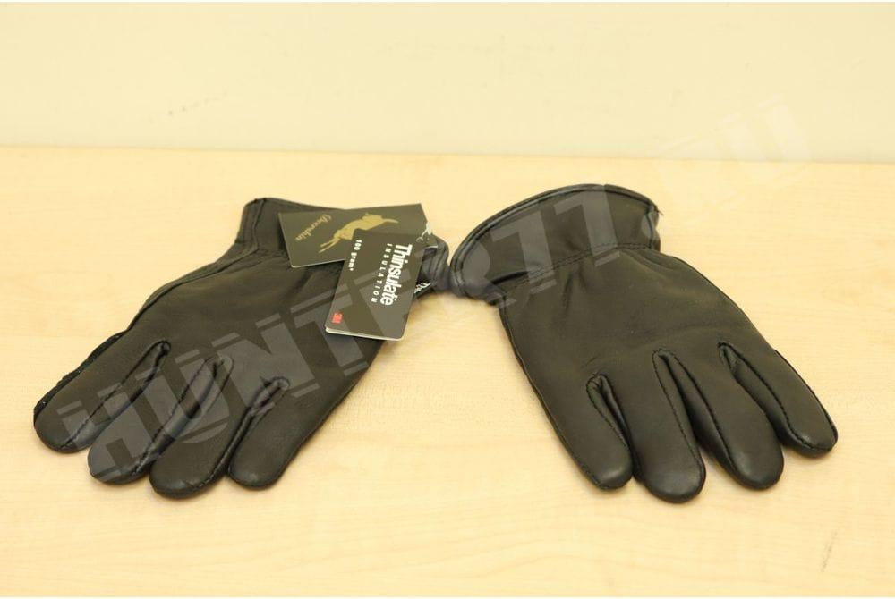 Перчатки Napa Deerskin кожаные утепленные 100г