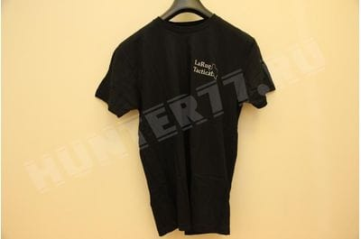 Футболка LaRue Tactical Fine Jersey черная