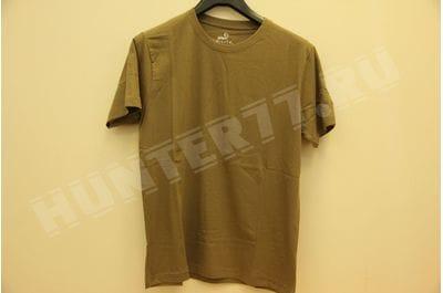 T-shirt Agilite R & R MENS CREW Coyote Tan