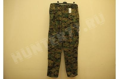 Штаны USMC Digital Woodland MARPAT 50/50