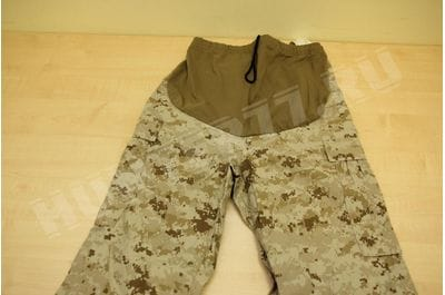 Штаны Desert Digital MARPAT женские Marine Corps для беременных