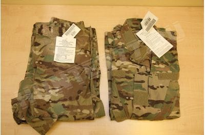 Jacket Pants Army FR Combat Uniform Multicam FROG Flame Resistant FRACU TOP TROUSERS INSECT GUARD