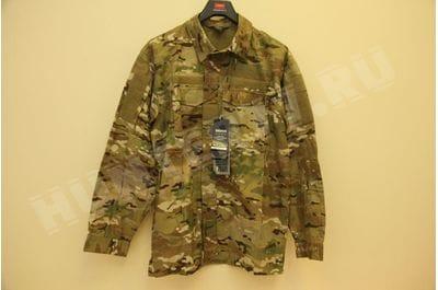 Тактическая куртка MASSIF® FIELD SHIRT (FR) multicam