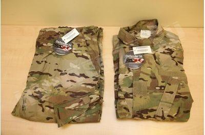 Костюм Дефендер мультикам боевая униформа негорючая армии США