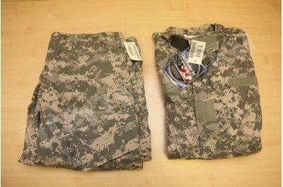 Suit ACU Army Combat Uniform Defender FR FRACU