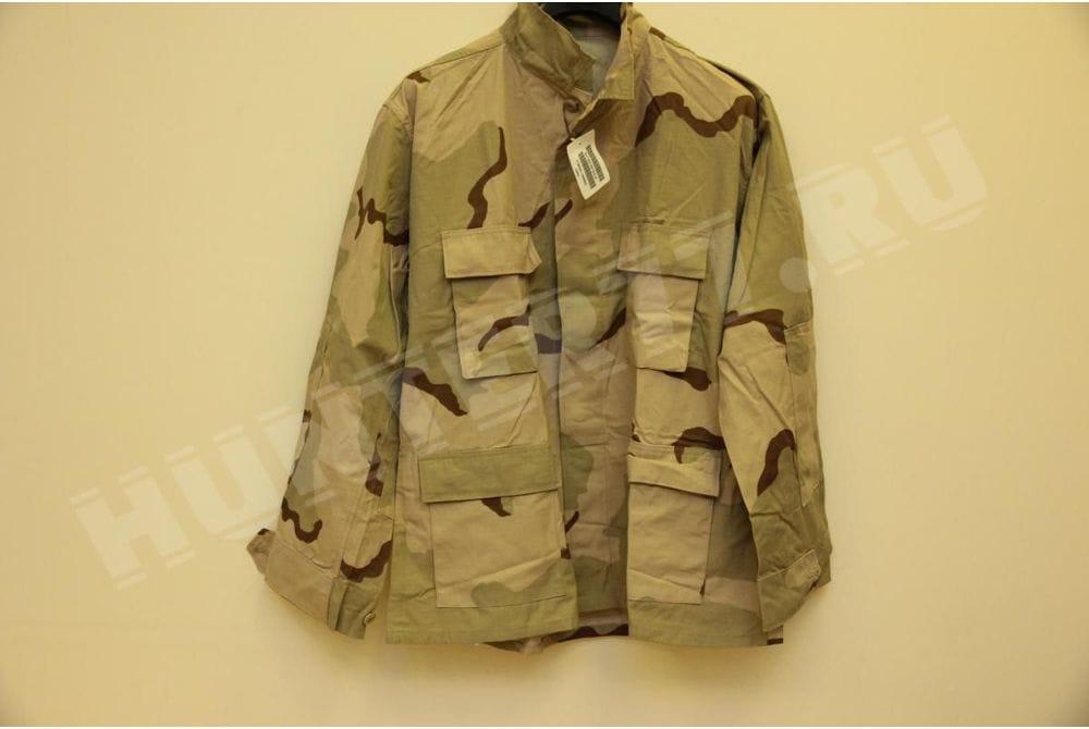 Китель  Desert DCU куртка триколор