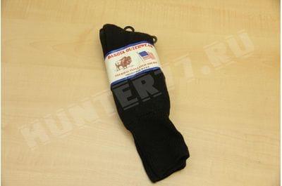Socks warm black US Army