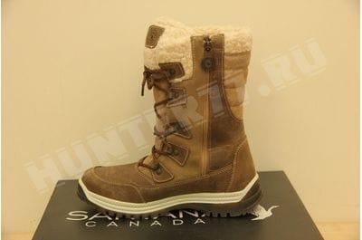 Santana Women's Jenny Boot in Nut boots for women