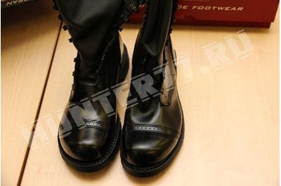 "CORCORAN 1525 Mens 10"" Field Boot black"