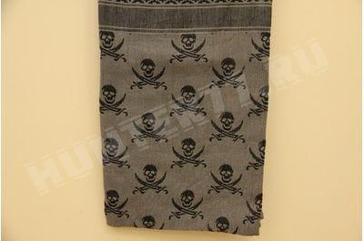 Shemag Rothco Skulls Gray