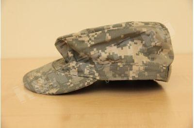 Sam Bonk ARMY COMBAT UNIFORM PATROL CAP ACU UCP pattern Digital Camo