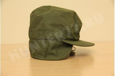 US ARMY MILITARY COMBAT CAP OLIVE BDU R & B INC