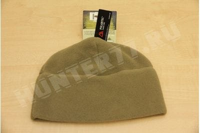 Fleece hat 200 Khaki