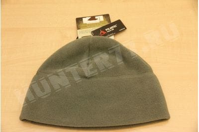 Fleece cap 200 Foliage Green