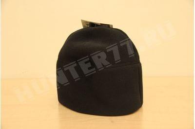 Флисовая шапка 200 Black