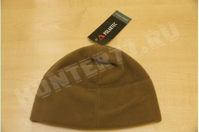 Fleece Cap 100 Coyote