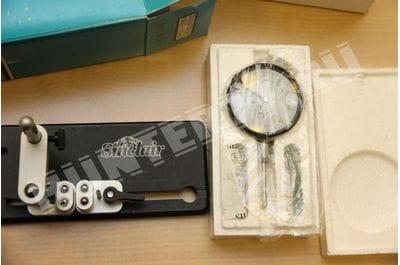 Прибор контроля биения Dial Indicator Sinclair Concentricity Gauge механический индикатор