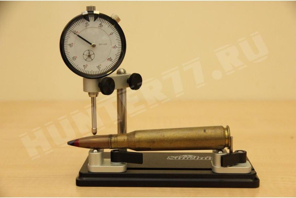 Прибор контроля биения Concentricity Gauge with Dial Indicator механический индикатор