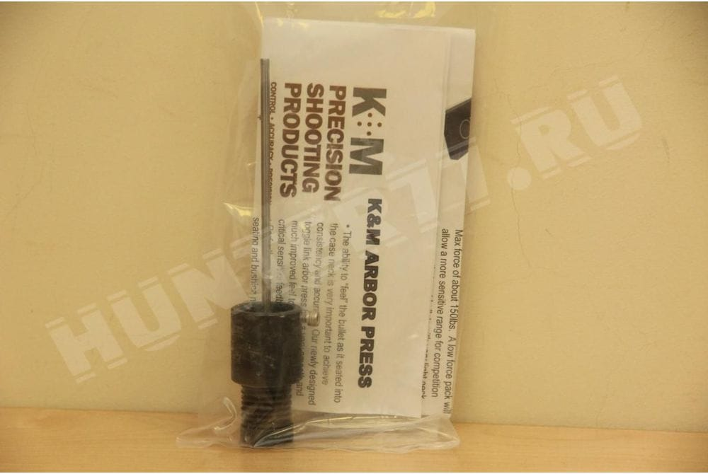 Шток Standard Force Pack K&M Precision Shooting Products