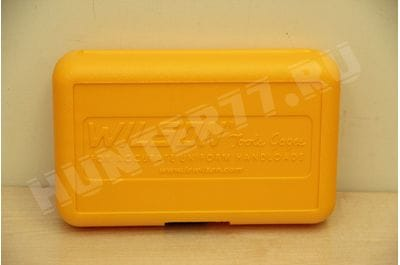 L.E. WILSON Die Kit Storage Box Plastic Yellow for WILSON SEATER DIE
