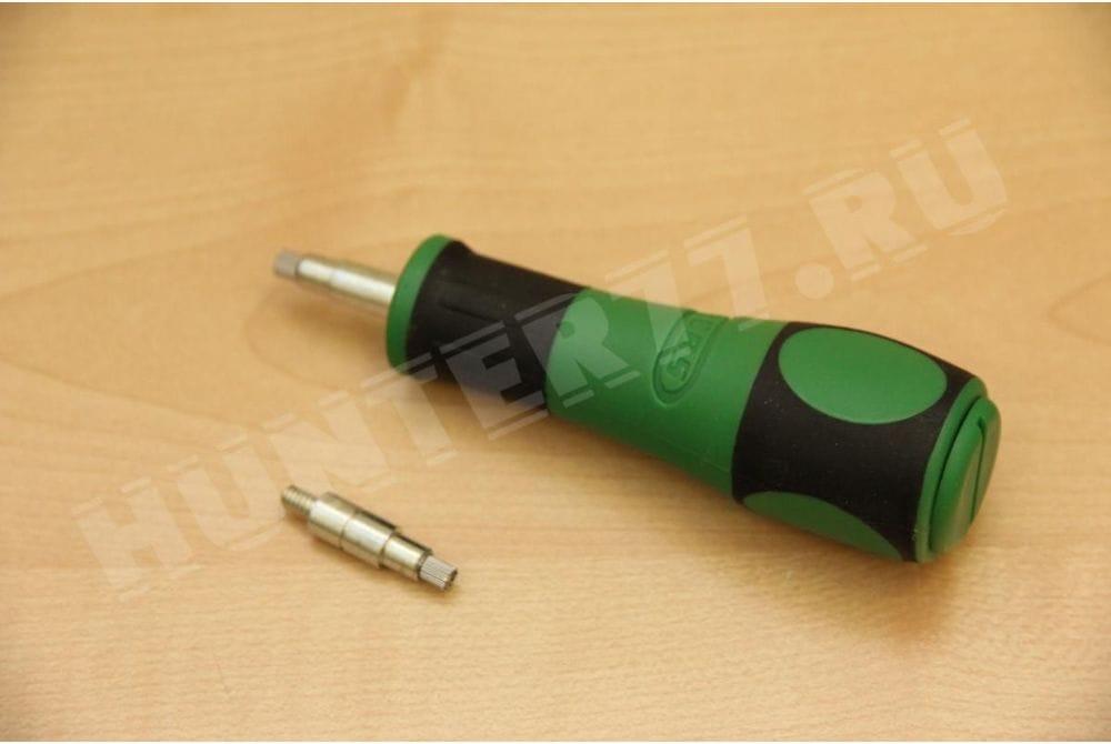 RCBS Primer Pocket Brush Combo