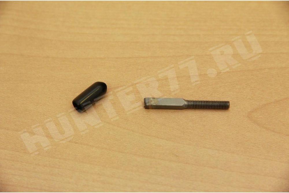 Фреза карбидная сменная для точилки толщины шейки дульца гильзы KM