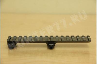 Blaser Fixed Picatinny Rail for Night Optics