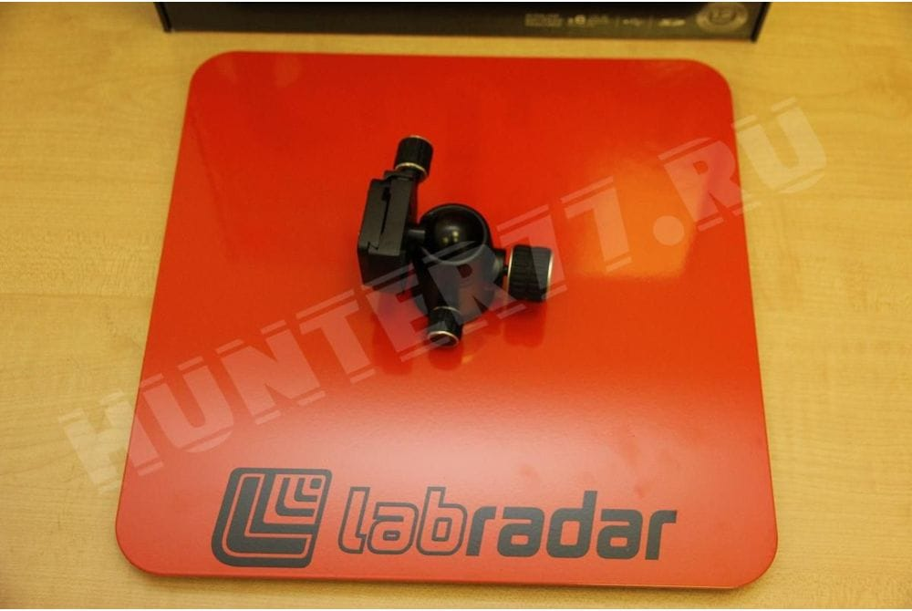Bench Mount подставка кронштейн к Labradar Doppler Radar
