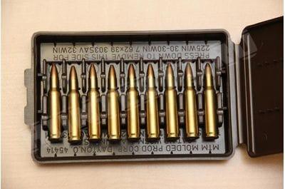 Бокс МТМ Wallet SM 9 патронов 223