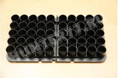 Подставка лоток  на 50 патронов 12 калибра MTM
