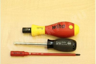 17.70-70.80 in / lb torque screwdriver (2.0 - 8.0 Nm) Wiha 2872