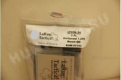 Кольца  LaRue Tactical LT808-34 мм быстросъемные