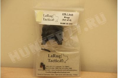 LaRue Tactical Scope Rings  LTR 1""