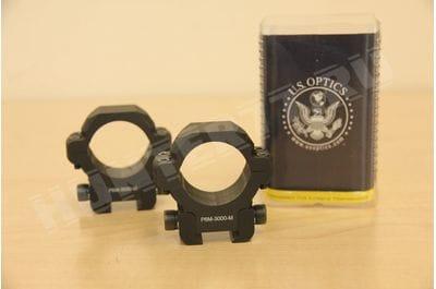 """Кольца US Optics 30mm Low 0,990"""" небыстросъемные"""