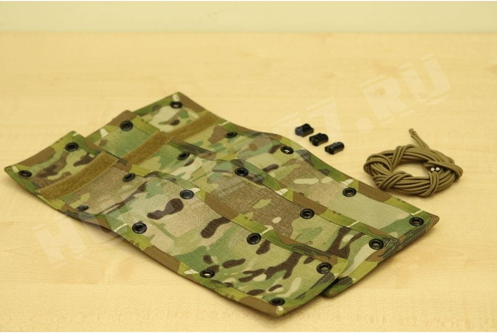 Система маскировки ножек штатива снайпера мультикам