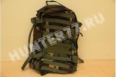 Рюкзак патрульный военный вудланд ЛБТ 2595D