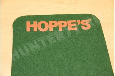 Hoppe's No. 9 Gun Cleaning Pad green