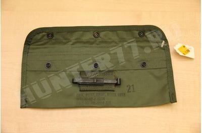 Small Arms Rifle Case Maintenance Equipment M16A1 Pouch 8465-00-781-9564