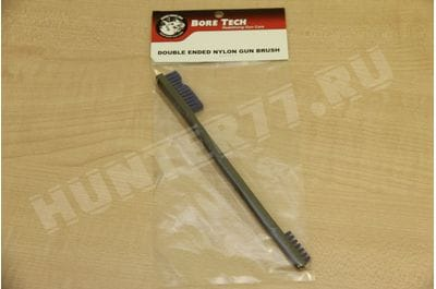 DOUBLE ENDED GUN BRUSH NYLON Bore Tech