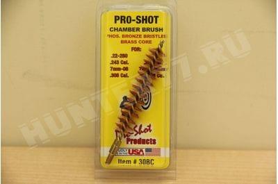 Bronze Ruff 308 Cal. Chamber Brush Pro-Shot 30BC