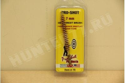 Бронзовый ерш 7mm Rifle Brush Pro-Shot 7R