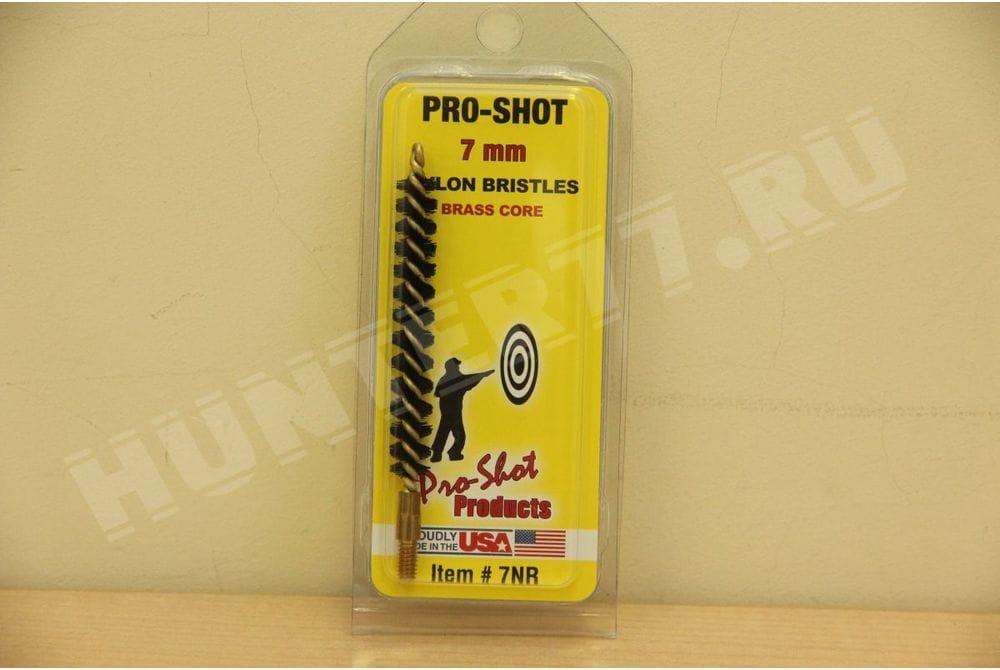 Нейлоновый ерш 7mm Pro-Shot 7NR